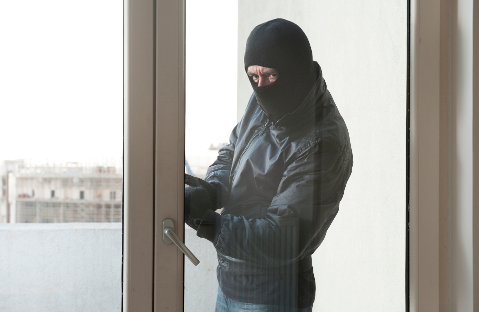 As Crime Rates Increase Businesses Are Urged UP Their Security