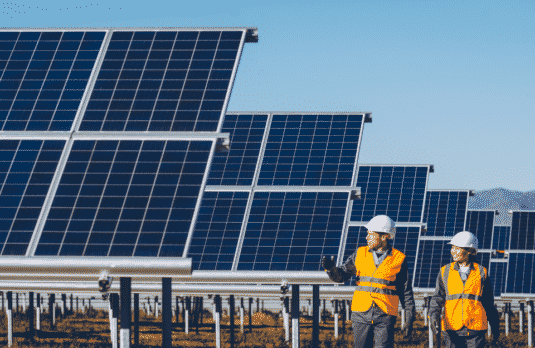 Businesses Invest In Solar Energy & Renewable Energy